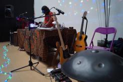 ANTONIO LORENZO ONIRICO MUSICA MEDITACION MOVIMIENTO DANZA CONTACT ECSTATIC DANCE LIVE MUSIC