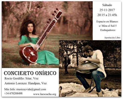 concierto onirico 2017 11 25